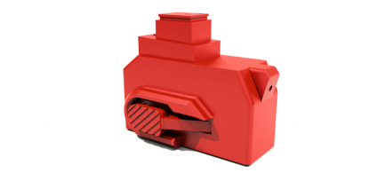 Red HPA CNC M4 adapter kit for hicapa GBB pistols